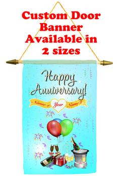 Cruise Ship Door Banner - Anniversary 6