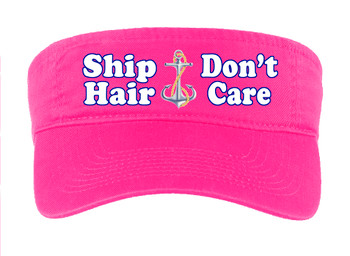 Cruise Visor - Full color art work with choice of 7 visor colors.  (s108