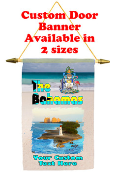 Cruise Ship Door Banner - Bahamas 1