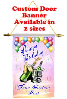 Cruise Ship Door Banner -Birthday 1