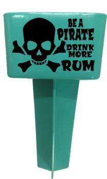 Beach - Sand Spiker.  Keep your drinks sand free.  Design 018