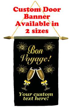 Cruise Ship Door Banner -Bon Voyage 5