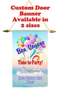 Cruise Ship Door Banner -Bon Voyage 6