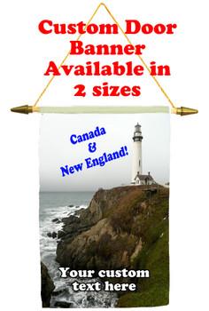 Cruise Ship Door Banner -Canada 1