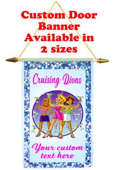 Cruise Ship Door Banner - Diva 1