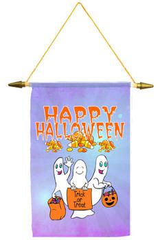 Cruise Ship Door Banner Stock Design - Halloween 1