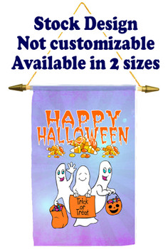 Cruise Ship Door Banner Stock Design - Halloween 1