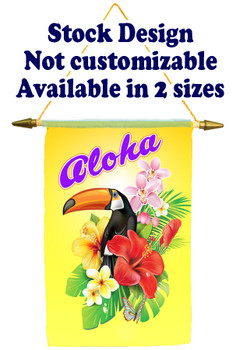 Cruise Ship Door Banner Stock Design - Aloha 2