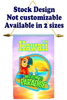 Cruise Ship Door Banner Stock Design - Aloha 4