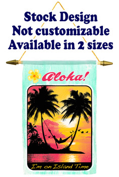 Cruise Ship Door Banner Stock Design - Aloha 5