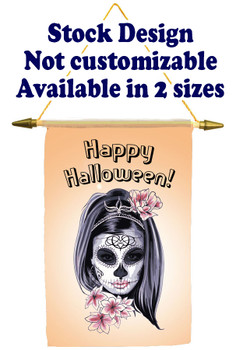 Cruise Ship Door Banner Stock Design - Halloween 2