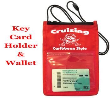 Cruise Card Holder - Stock design 002
