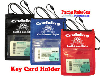 Cruise Card Holder - Stock design 002