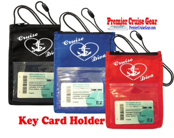 Cruise Card Holder - Stock design 004