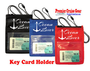 Cruise Card Holder - Stock design 051