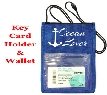 Cruise Card Holder - Stock design 051