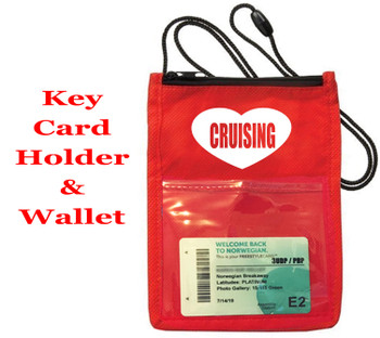 Cruise Card Holder - Stock design 055