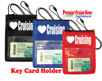 Cruise Card Holder - Stock design 056