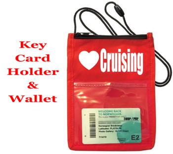 Cruise Card Holder - Stock design 056