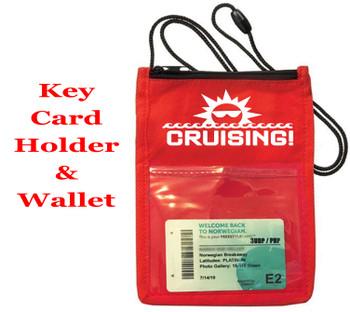 Cruise Card Holder - Stock design 057