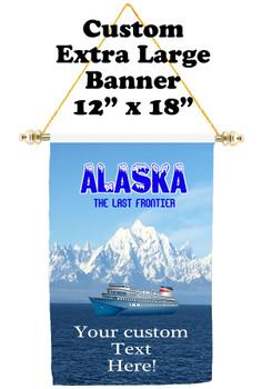 Cruise Ship Door Banner - Extra-Large Banner  (alaska 1)
