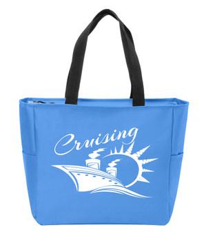 Cruising Theme  Canvas Tote Bag