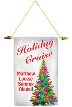 Cruise Ship Door Banner - Holiday 002