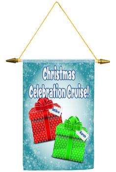 Cruise Ship Door Banner - Holiday 005