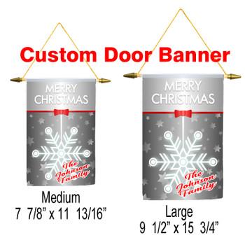 Cruise Ship Door Banner - Holiday 007