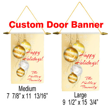 Cruise Ship Door Banner - Holiday 008