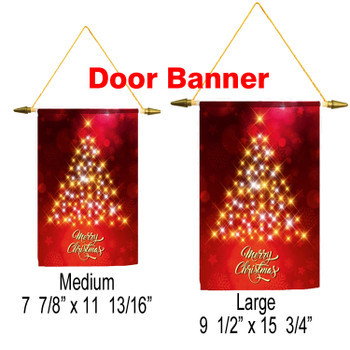 Cruise Ship Door Banner - Holiday 010