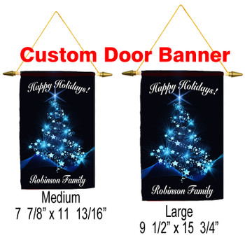 Cruise Ship Door Banner - Holiday 011