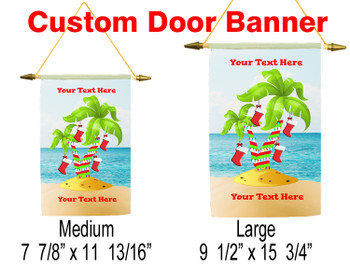 Cruise Ship Door Banner - Holiday 013