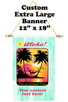 Cruise Ship Door Banner - Extra-Large Banner  Aloha 5