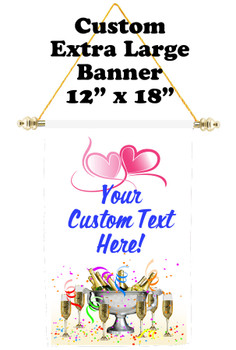 Cruise Ship Door Banner - Extra-Large Banner - Anniversary 5