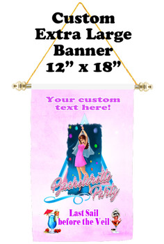 Cruise Ship Door Banner - Extra-Large Banner - Bachelorette