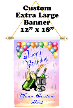 Cruise Ship Door Banner - Extra-Large Banner - Birthday 1