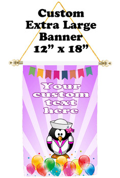 Cruise Ship Door Banner - Extra-Large Banner - Birthday 7