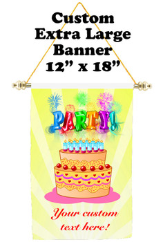 Cruise Ship Door Banner - Extra-Large Banner - Birthday 10
