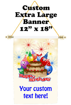 Cruise Ship Door Banner - Extra-Large Banner - Birthday 12