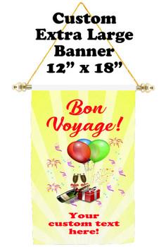 Cruise Ship Door Banner - Extra-Large Banner - Bon Voyage 2