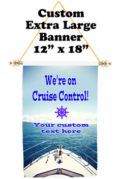 Cruise Ship Door Banner - Extra-Large Banner - Cruise Control 3