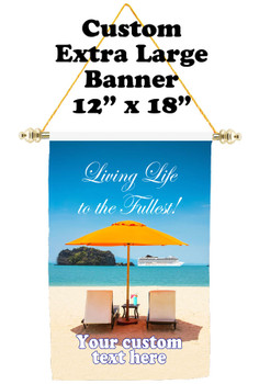 Cruise Ship Door Banner - Extra-Large Banner - Fullest 1