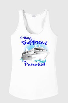 Cruise theme tank top - Shipfaced