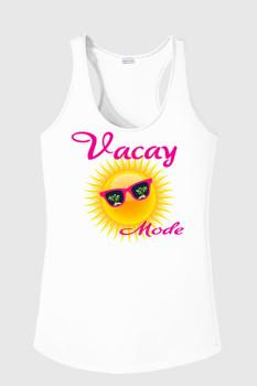 Cruise theme tank top - Vacay