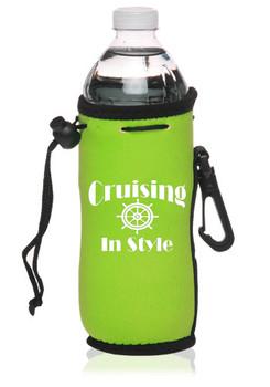 Cruise Water Bottle Holder - design 002