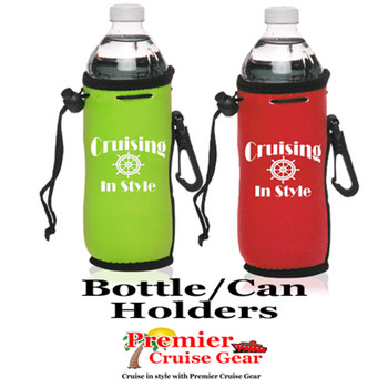 Cruise Water Bottle Holder - design 002
