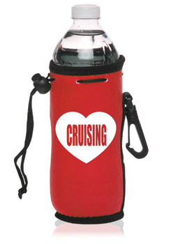 Cruise Water Bottle Holder - design 004