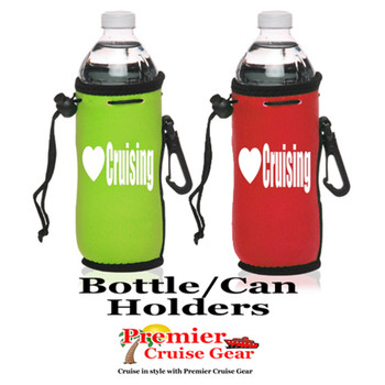 Cruise Water Bottle Holder - design 005
