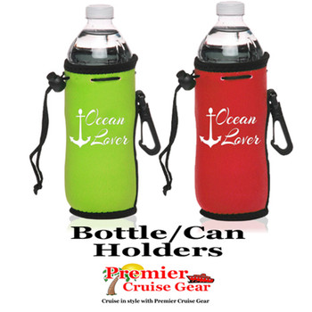Cruise Water Bottle Holder - design 008